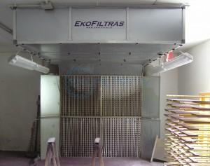 Dažymo sienelė