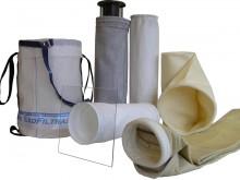 Dedusting filters